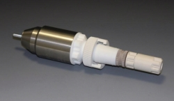Tête pour agitateur magnétique (P-MRK), PTFE/ verre