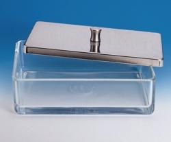 Instrumentenschalen, Glas