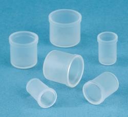 Tapones de cierre para tubos de ensayo, de silicona Versilic