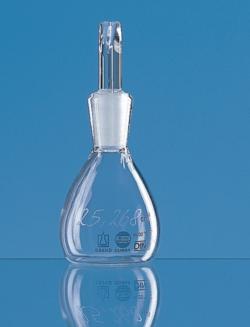 Picnómetros, Blaubrand®, vidrio de borosilicato 3.3