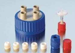 Bouchon à vis et accessoires pour flacon à col large GLS 80®