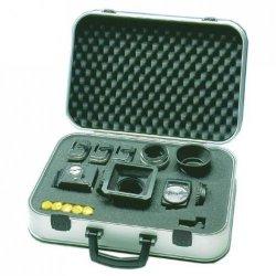 Service cases, accessory foam inserts