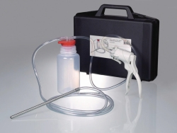 Liquid sampler UniSampler with flexible sample tubing