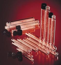 Test tubes, borosilicate glass