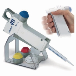 Variabele repeteerpipet Stepper™ 411 WWW-Interface