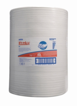 Cleaning wipes, WypAll* X60, tear-resistant