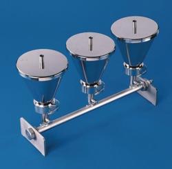Sistemas de filtración, 3 y 6 bocas