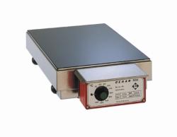 CERAN®-Hochleistungs-Heizplatten