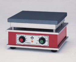 Hotplates with Performance Control and Thermostatic Controller