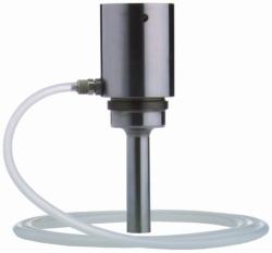 Durchfluss-Stufenhorn/-Boosterhorn für SONOPULS Ultraschall-Homogenisatoren