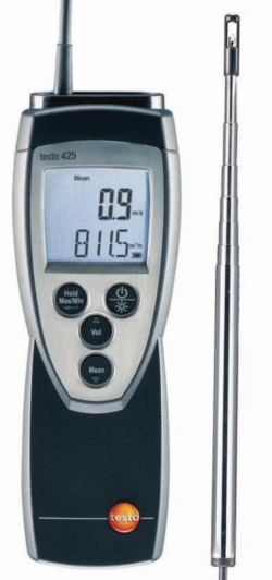 Stromings-/thermische anemometers 425