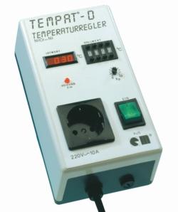 Temperatur-Regelgerät, TEMPAT®-D
