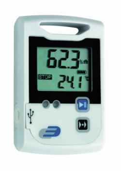 Temperaturdatenlogger LOG100/LOG100 Cryo
