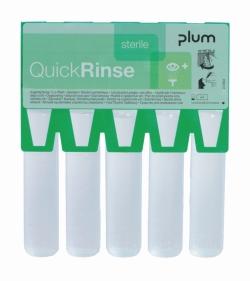 Augenspülampullen QuickRinse, 0,9% NaCl, steril