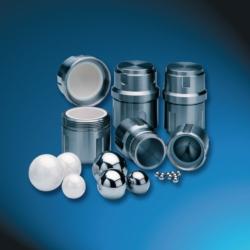 Mixer mill MM 200 / MM 400 / MM 500, accessory grinding balls