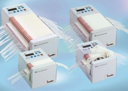 Pumps, peristaltic,  multichannel, precision, IPC, IPC-N-IP and IP-N
