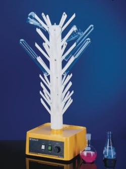 Schnelltrockner für Laborgläser