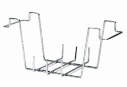 Utensil and test sieve holder for Sonorex ultrasonic baths