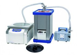 Rotations-Vakuum-Konzentrator SpeedDry 2-25 CDplus Package LLG WWW-Katalog