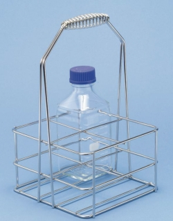 Cestos para frascos DURAN cuadrados