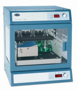 Shaking incubators SI500 / SI600 / SI600C