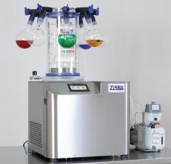 Liofilizzatore da laboratorio VaCo 2