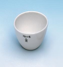 Creuset en porcelaine forme basse