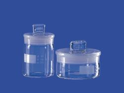 Botellas de pesaje DURAN®, con tapas esmeriladas NS