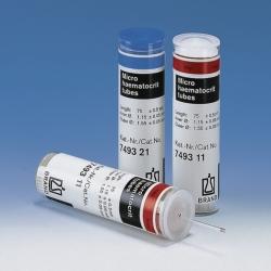 Micro-haematocrit capillary tubes