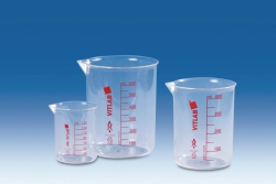 Griffin beakers PMP