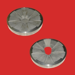 Accessories for disk mill PULVERISETTE 13 classic line