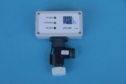 Conductivity monitoring, 3HD, flow controlled
