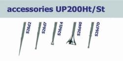 Accessori per Omogenizzatori ad Ultrasuoni UP200St e UP200Ht