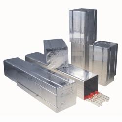 Scatola per pipette, Alluminio