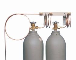 Linee di distribuzione per sistemi di raffreddamento di dicurezza con CO2