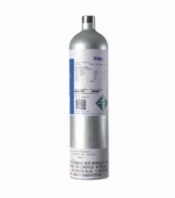 Testgase in Einwegflaschen