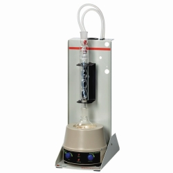 Single-reflux distillation apparatus