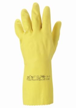 Chemikalienschutzhandschuh, Profil™ Plus, Latex