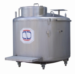 Cryogenic storage tanks SD 600 M