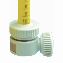 Volume Setting System for Dispensers, bottle-top, FORTUNA® OPTIFIX®