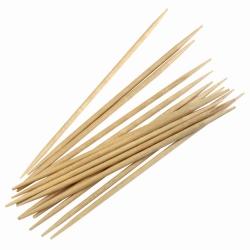 Toothpick in dispenser