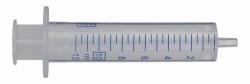 Disposable Syringes, PP, with luer tip