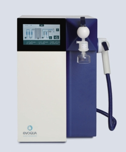 Ultrapuurwatersystemen Serie Ultra Clear™ Touch Panel WWW-Interface