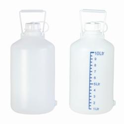 Aspirator bottles, HDPE