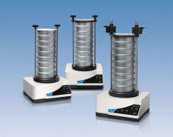 Analysensiebmaschinen AS 200 basic/digit/control, AS 300 control, AS 450 basic, AS 450 control