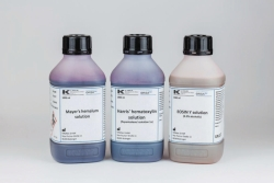 Histological staining solutions