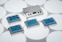 Magneetroeraandrijvingen voor microtiterplaten MIXdrive MTP WWW-Interface