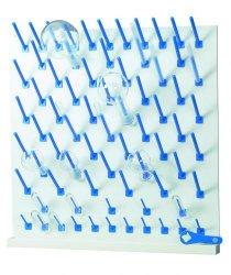 Draining rack LaboPlast®, PVC LLG WWW-Catalog