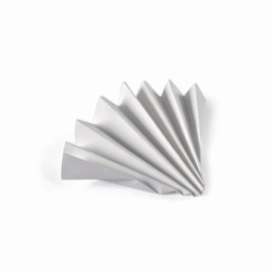 Qualitative filter paper, Grade 598½, folded filters
