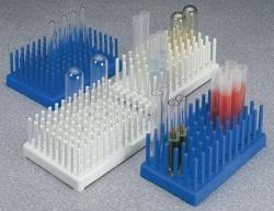 Test tube and draining racks Nalgene™, PP